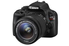 Canon EOS Rebel SL1 DSLR Camera w/ 18-55mm IS STM Lens (refurbished) $430 + Free Shipping