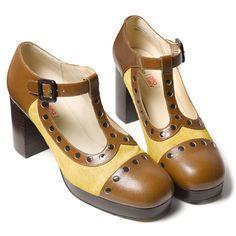Ab dem 5. September ist es soweit: Brandneue Orla Kiely Schuhe für den Herbst und Winter gibt es dann auf: http://www.clarks.de/de-de/features/orla-kiely