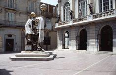 1982 Spagna- Figueres teatro museo Dali'