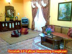 Teratak 17 pakej Homestay murah Eylizar di Ulu Melaka Langkawi Padang Matsirat,Malaysia. Pakej Travel agent di murah di langkawi.