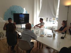 #Balmond Studio team presentation by Kamil Dalkir who recently returned from #SriLanka