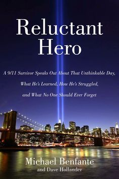 Book Review: Reluctant Hero by Michael Benfante