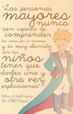 Find images and videos about quotes, le petit prince and el principito on We Heart It - the app to get lost in what you love. Little Prince Quotes, The Little Prince, Book Quotes, Words Quotes, Life Quotes, More Than Words, Some Words, Love Book, Saint