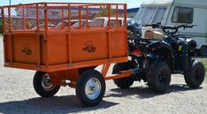"ATV de vanzare 125cc Toronto RG7 ""Automat + Marsarier – Anunturi Muntenia"