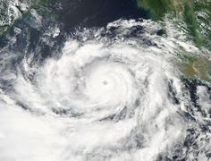 #India Braces For Cyclone #Phailin