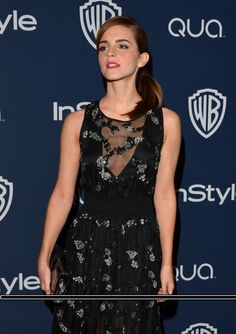 Attends the 2014 InStyle And Warner Bros. 71st Annual Golden Globe Awards post-party in Beverly Hills