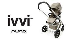 Anteprima IVVI Nuna. E il riposino diventa chic!http://www.cercapasseggini.it/notizie-passeggini/anteprima-passeggino-ivvi-nuna-557.asp #passeggini2014