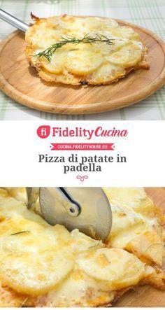 No Salt Recipes, Veg Recipes, Pizza Recipes, Italian Recipes, Cooking Recipes, Focaccia Pizza, Fat Foods, Eat Pizza, Savoury Dishes
