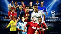 Uefa Champions League 2012-2013 HD Best Wallpapers