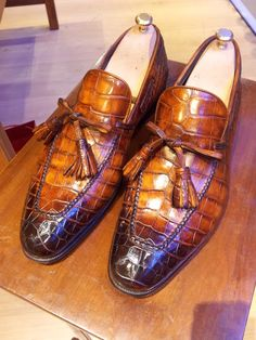 Tom Ford Loafers With Tassels