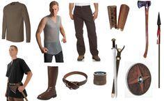 Ragnar Lothbrok Costume from Vikings