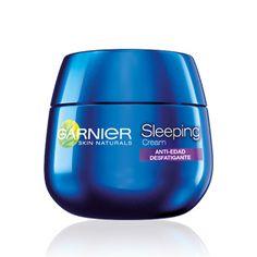 Prueba gratis Garnier Sleeping Cream en Club Expertas y envíanos tu opinión