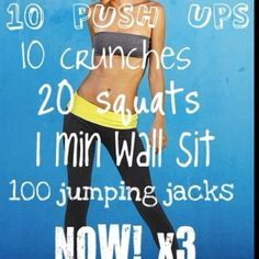 good workout idea!