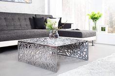 Konferenčný stolík – 2 578 príručných stolíkov do obývačky Trendy Furniture, Metal Furniture, Furniture Design, Design Living Room, Living Room Modern, Beer Pong Tisch, Industrial Interior Design, Aluminum Table, Table Design