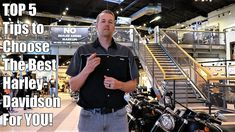 How to Choose the Best Harley-Davidson for YOU! Harley Davidson, Motorbikes, Youtube, Tips, Motorcycles, Youtubers, Motorcycle, Youtube Movies, Counseling