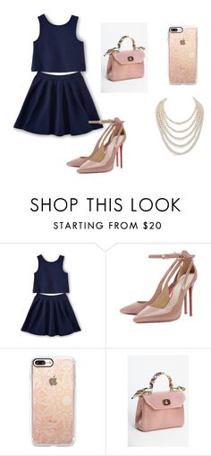 """""""afgda"""" by gabriela-quiroz-1 on Polyvore featuring Belleza, Casetify y DaVonna"""