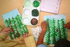 Grade 1 - Lessons from the Art Room: Paintings Inspired by Artist Emily Carr Kindergarten Art, Preschool Art, History Projects, Art Projects, Art History, Kids Art Class, Art For Kids, Displaying Childrens Artwork, Elementary Art Lesson Plans