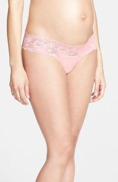 Women's Cosabella Maternity Thong