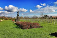 Ypres Salient Car Route - French Military Cemetery
