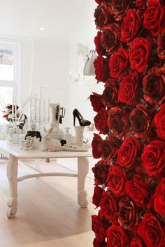 use white roses instead