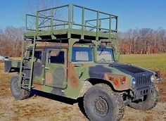 ... Humvee Hmmwv M998 Hummer H1 Cargo Rack for First Responders or Safari Expedition 3