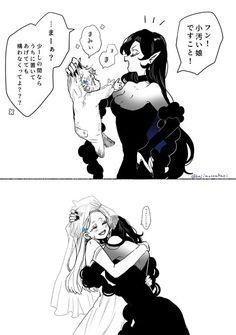 Anime Witch, Comic Style Art, Comic Styles, Anime Couple Kiss, Image Fun, Witch Art, Japan Art, Manga, Art Sketches