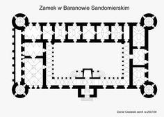 Santi Gucci – zamek w Baranowie