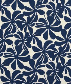 Cushion fabric options Premier Prints Outdoor Twirly Deep Blue Fabric - $8.8 | onlinefabricstore.net