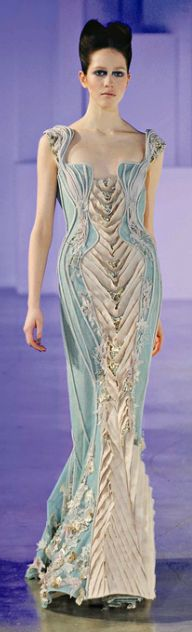 Basil Soda Spring/Summer 2011 couture collection