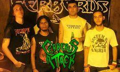 Força Metal BR: Cerberus Attack: material antigo reprensado e disp...