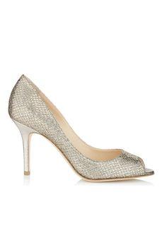 3356cd97577 Pailletée en Jimmy Choo. Bridal Wedding ShoesWedding ...
