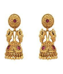 Earrings: Buy Jewellery Earrings for Women, Studs Online | Snapdeal