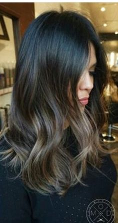 Blonde Balayage Hair Color Fashion for Winter-Spring 2018 Hair Color 2017, Hair Color And Cut, Hair Color Highlights, Hair Color Balayage, Bayalage, Brown Balayage, Hairstyles Haircuts, Pretty Hairstyles, Ombré Hair