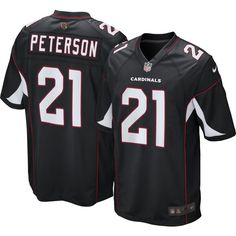 Buy Arizona Cardinals Jerseys for men, women and youth. Get new practice, premier, replica, authentic nike jerseys from official shop of the NFL Jerseys with brand Reebok and Nike. Cardinals Jersey, Nfl Arizona Cardinals, Nike Elites, Patrick Peterson, Jersey Nike, Framed Jersey, Game Black, Beckham Jr, Nike Nfl