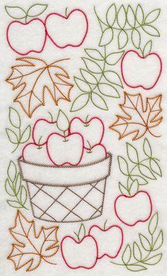Autumn Apple Medley (Vintage)