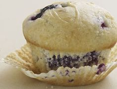 Gluten Free Blueberry Muffins - 1 cup gluten-free all-purpose flour ½ cup sugar 2 tsp. baking powder ¼ tsp. salt ⅛ tsp. ground nutmeg 1 cup fresh or frozen blueberries 1 large egg ⅓ cup milk 2 Tbs. butter, melted