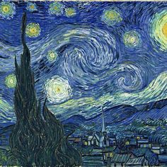 Van Gogh what would the art world be with out his work?