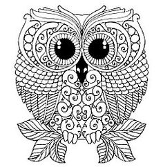 8 Best Images of Printable Pyrography Patterns Owls - Owl Wood-Burning Patterns, Owl Pyrography Pattern and Free Printable Stained Glass Owl Patterns Owl Coloring Pages, Adult Coloring Book Pages, Coloring Books, Owl Patterns, Zentangle Patterns, Pyrography Patterns, Owl Quilts, Felt Owls, Wood Burning Patterns