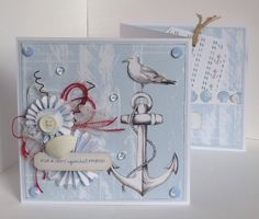 Card designed by Emma Williams using Harbour Boulevard.