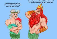 Birth of Ariel