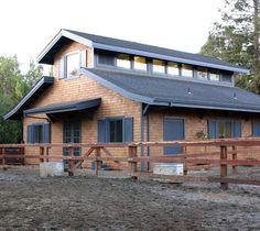 equestrian architecture | Equestrian Barns & Architecture: Start Living the Dream | Equine ...