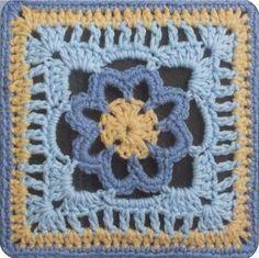 Maggie's Crochet · 50 Fabulous Crochet Squares                                                                                                                                                     Mais