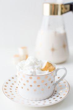 Peppermint White Hot Chocolate Recipe