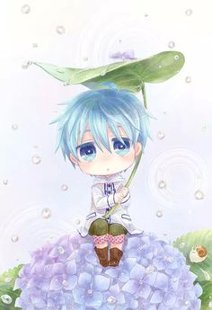 Kuroko no Basuke - Chibi   via Tumblr on We Heart It. It's so cute!! I'm dying because of the cuteness!