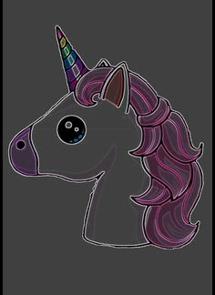 By:Naty this unicorn is so kiut #unicorn