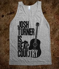 Josh Turner Is Real Country