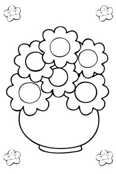 Bee coloring pages for preschool, kindergarten and elementary school children to print and color. Printable Flower Coloring Pages, Bee Coloring Pages, Coloring Books, Mini Drawings, Colorful Drawings, Fun Activities For Toddlers, Stencil Patterns, Placemat Patterns, Pencil Eraser