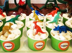 simple & easy to make Dinasour Birthday, Baby Boy Birthday, Happy Birthday, 3rd Birthday Parties, Birthday Celebration, Dinosaur Train Party, Dinosaur Birthday Party, Jurassic Park Party, Lego Jurassic