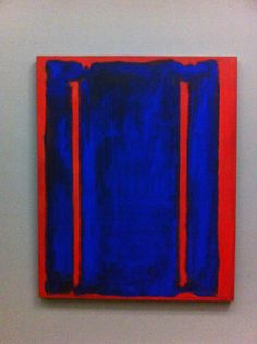 Mark Rothko-Classic Style-More than your eyes can see.