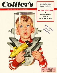 Junior Space Ranger 1953